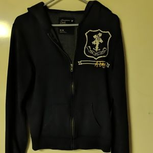 American Eagle outfitters zippered hoodie
